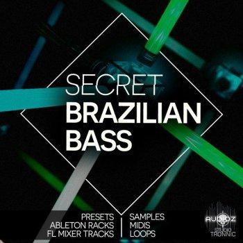Studio Tronnic Secret Brazilian Bass Presets & Racks WAV MiDi SPiRE/SYLENTH PRESETS RACKS screenshot