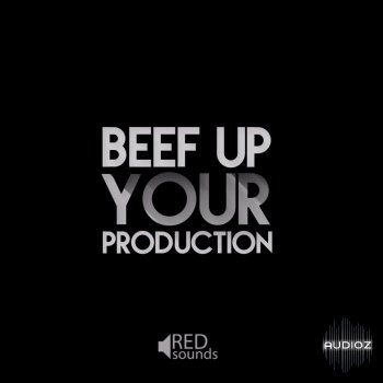 Red Sounds Beef Up Your Production WAV MiDi Serum Massive Sylenth1 Presets [FREE] screenshot