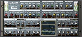 Amazing Machines WRECKER Wave Folder v1.0 for Reaktor ENS-ZEUS screenshot