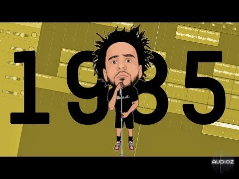 The Sounds of J. Cole - Drum Kit and Loops