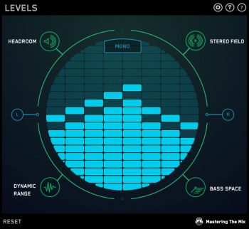 Mastering The Mix LEVELS v1.2 MacOSX-iND screenshot