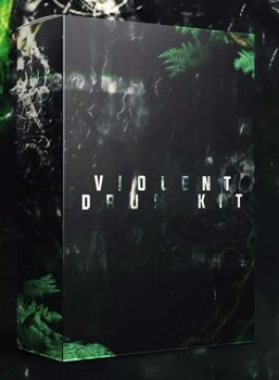 Samples Material Violent Drum Kit WAV Sylenth Presets [FREE] screenshot