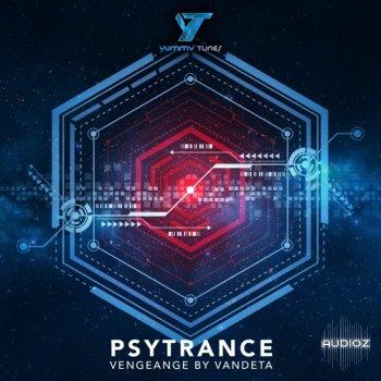Yummy Tunes - Psytrance Vengeance by Vandeta WAV MiDi FXP screenshot