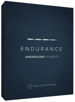 Lens Distortions Endurance MP3 WAV screenshot