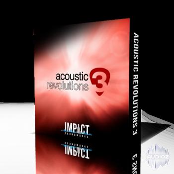 Impact Soundworks Acoustic Revolutions 3 KONTAKT WAV-DECiBEL screenshot