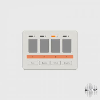 ELPHNT : 707 Ableton Live Drum Rack [FREE] screenshot