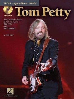 Hal Leonard Guitar Signature Licks Tom Petty PDF MP3 screenshot