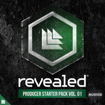 Revealed Recordings - Revealed Producer Starter Pack Vol. 1 [FREE] screenshot