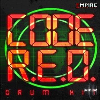 Empire Soundkits Code Red Drum Kit WAV MIDI-SYNTHiC4TE screenshot