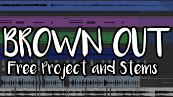 Ben Burnes Brown Out Stems and Project Files ALS WAV [FREE] screenshot