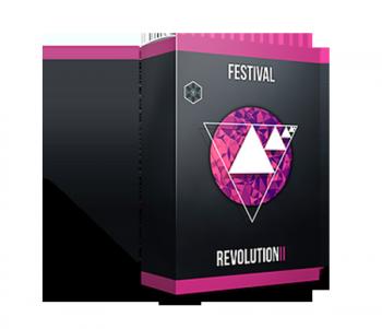 Evolution Of Sound Festival Revolution Vol.2 WAV MiDi LENNAR DiGiTAL SYLENTH1 XFER RECORDS SERUM screenshot