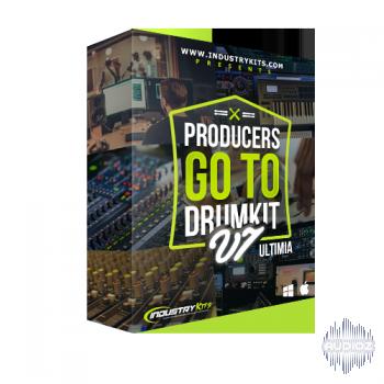 IndustryKits Producers GoTo DrumKit v7 ULTIMIA WAV MiDi screenshot