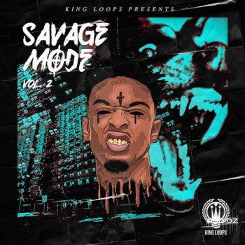 King Loops Savage Mode Vol. 2 WAV MiDi screenshot