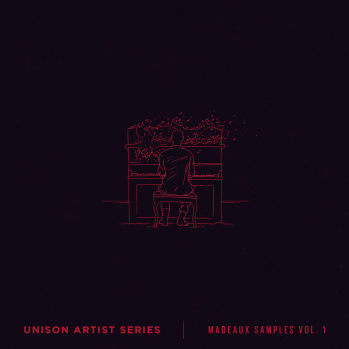 Unison Artist Series Madeaux Samples Volume 1 WAV AiFF APPLE LOOPS-DISCOVER screenshot