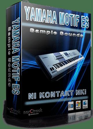 Download norCtrack Yamaha Motif ES KONTAKT » AudioZ