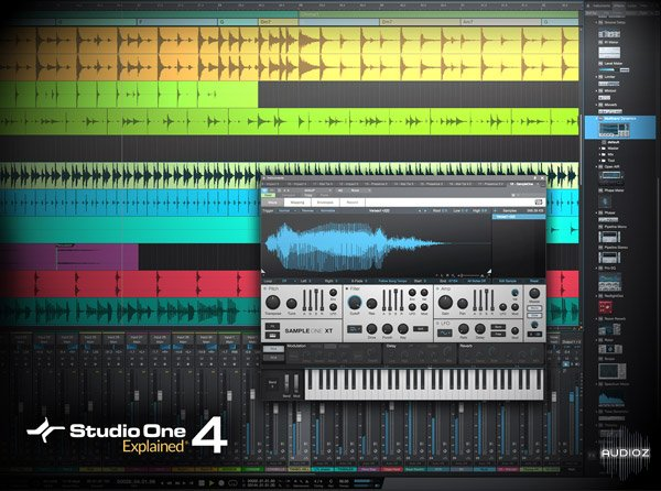 presonus studio one 4 full mega