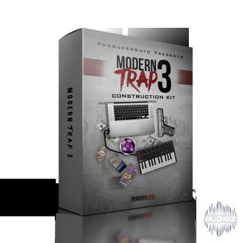 "Producer Grind The ""Modern Trap"" Construction Kit Part 3 WAV MiDi screenshot"