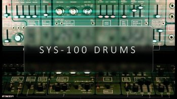 Wave Alchemy SYS-100 Drums MULTiFORMAT ABLETON screenshot