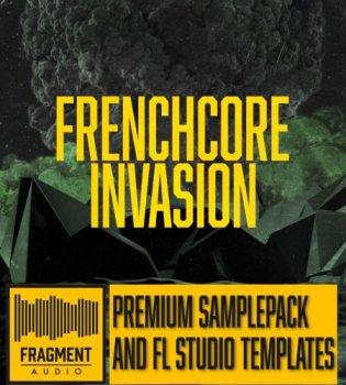Fragment audio Frenchcore Invasion WAV FL Studio Templates screenshot