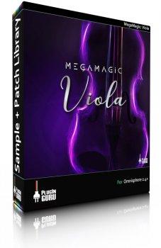 MegaMagic Viola for Omnisphere 2.4 screenshot