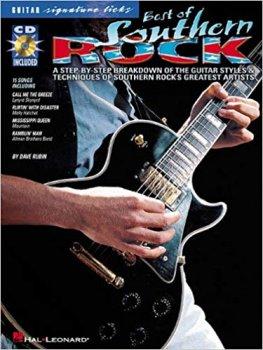 Hal Leonard Guitar Signature Licks Best of Southern Rock PDF MP3 screenshot