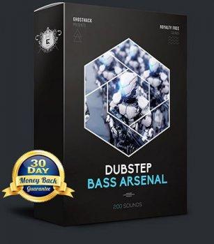 Ghosthack Dubstep Bass Arsenal WAV screenshot