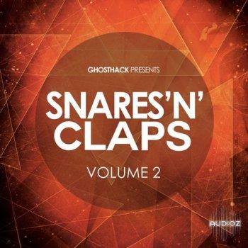 Ghosthack Snares'n'Claps Volume 2 WAV screenshot