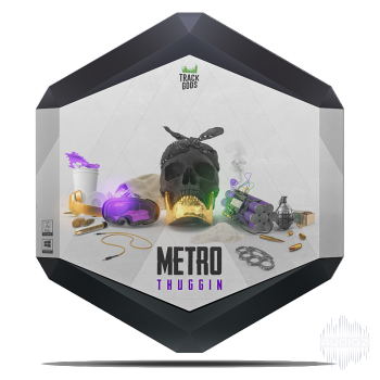 TrackGod Sounds Metro Thuggin Expansion Sound Pack WiN screenshot