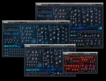 EverythingTurns WRAITH v1.1 for NI Reaktor ENS-SYNTHiC4TE  screenshot
