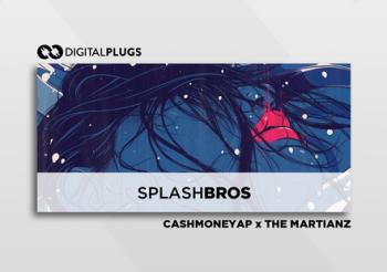 CashmoneyAP x The Martianz - Splash Bros (Drum Kit) screenshot