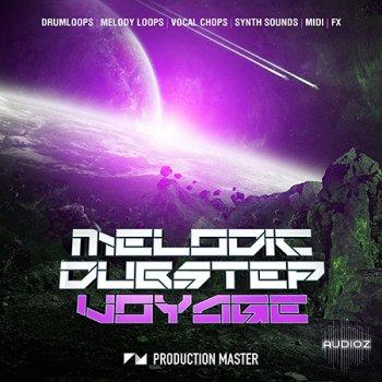 Production Master Melodic Dubstep Voyage WAV MiDi SERUM Presets screenshot