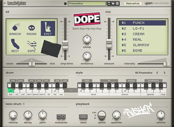 Download Ujam Beatmaker Dope V1 0 0 Ce V R 187 Audioz