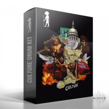 808Godz Culture (Drum Kit) WAV FST SF2 screenshot
