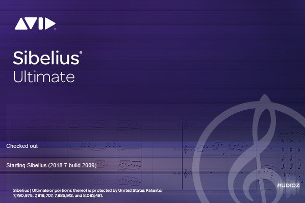 Download Avid Sibelius Ultimate 2019 1 Build 1145 » AudioZ