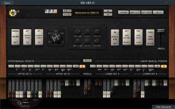 GSi VB3-II v.1.0.2 macOS AU.VST.VST3 64 bits [k]-offset screenshot