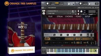 Orange Tree Samples Evolution Rick 12 v1.1.68 KONTAKT UPDATE-SYNTHiC4TE screenshot