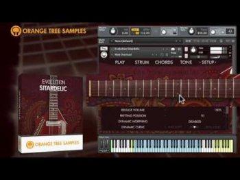 Orange Tree Samples Evolution Sitardelic v1.1.68 KONTAKT UPDATE-SYNTHiC4TE screenshot