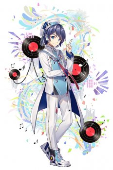 Zhiyu Moke for Vocaloid4FE screenshot