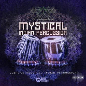 Black Octopus Sound K.V.Balakrishnan Mystical Indian Percussion WAV-SYNTHiC4TE screenshot