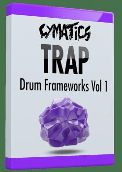 Cymatics Trap Drum Frameworks Vol.1 ALS screenshot