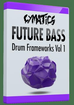 Cymatics Future Bass Drum Frameworks Vol.1 ALS screenshot