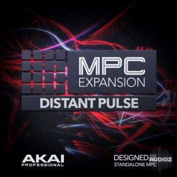 AKAI MPC Software Expansion Distant Pulse v1.0.2 WiN screenshot