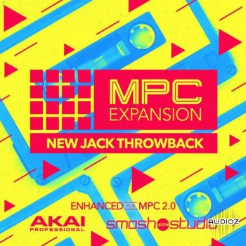 AKAI MPC Software Expansion New Jack Throwback v1.0.5 Standalone Export WAV screenshot