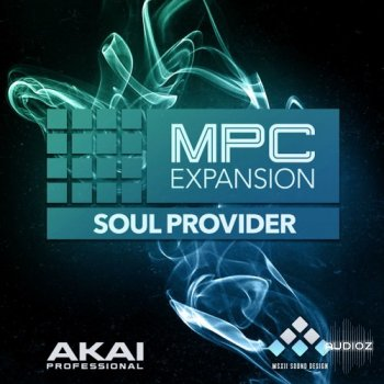 AKAI MPC Software Expansion Soul Provider v1.0.3 Standalone Export WAV screenshot