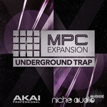 AKAI MPC Software Expansion Underground Trap v1.0.2 WiN screenshot