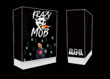 DY Krazy Drum Kit WAV SF2 FLP screenshot