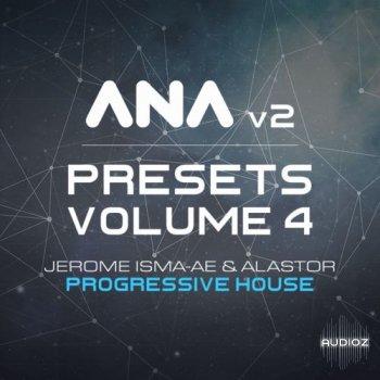 Sonic Academy ANA 2 Presets Vol. 4 - Progressive House screenshot
