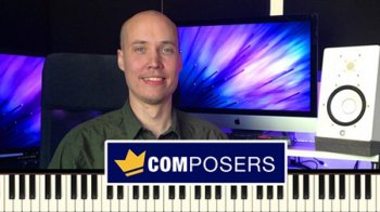Music Composer Academy Create Your Professional Brand as a Composer and Artist TUTORiAL screenshot