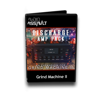 Audio Assault Discharge Amp Pack v1.2 for Grind Machine II-SYNTHiC4TE screenshot