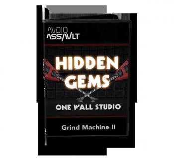 Audio Assault Hidden Gems Amp Pack v1.2 for Grind Machine II-SYNTHiC4TE screenshot